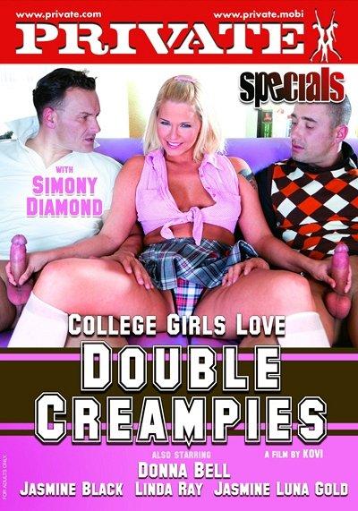 College Girls Love Double Creampies