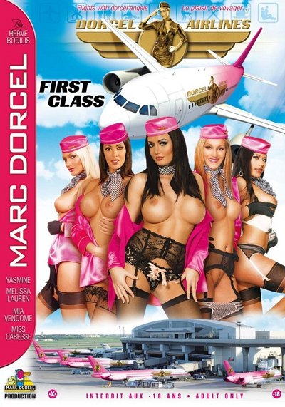 Dorcel Airlines 03: First Class