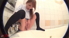 Adorable Sluts Shave And Pee
