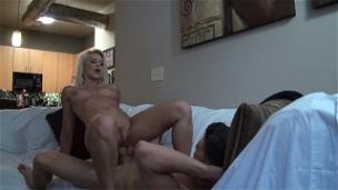 Sexy Blondie Fucks Ex Boyfriend